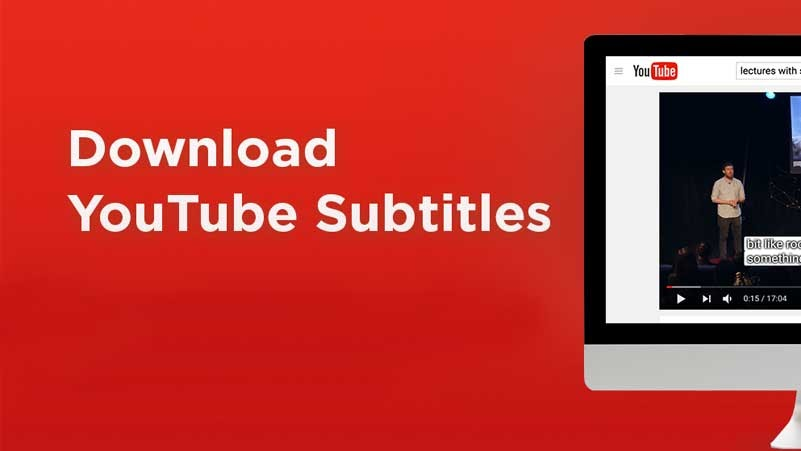 cara download subtitle youtube